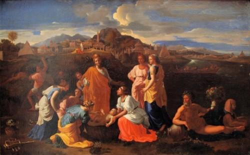 Moïse sauvé des eaux-Nicolas Poussin.jpg